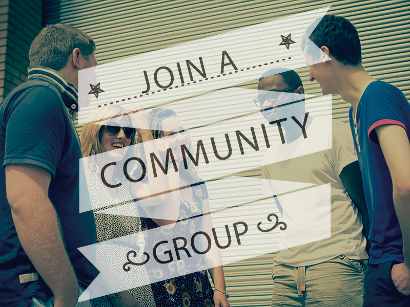 Join a Gateway Group